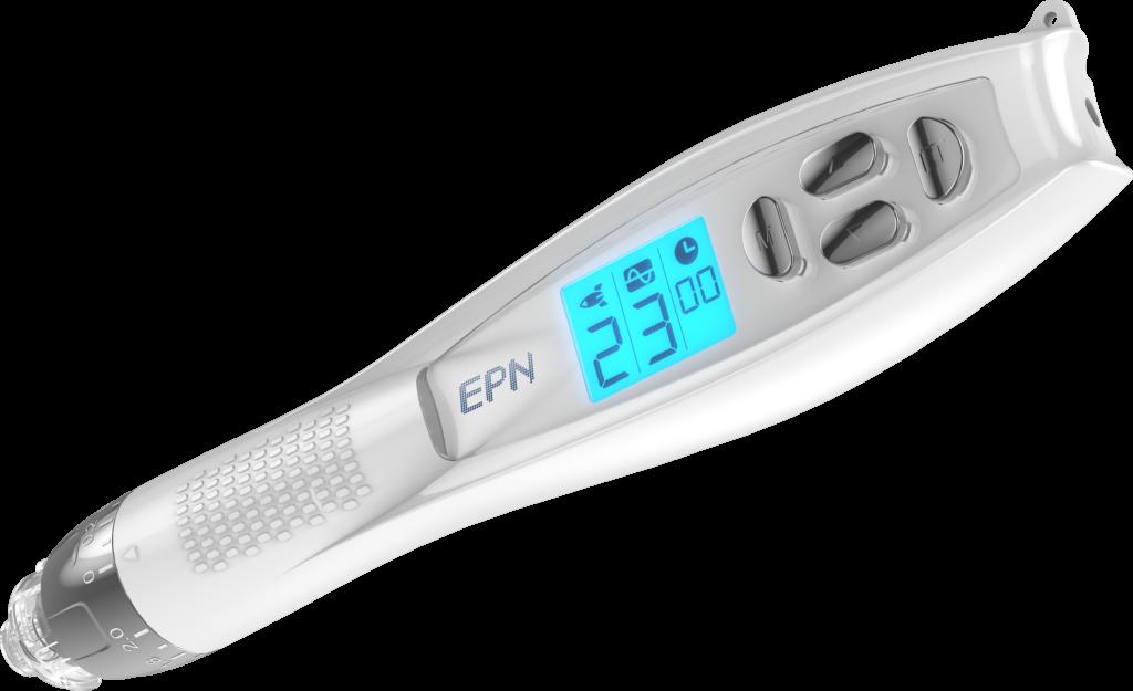 EPN Pen Microneedling and electroporation Mode Laser Skin Clinic Lichfield