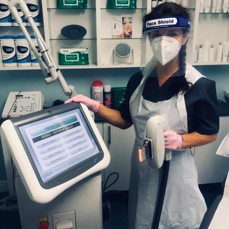Masks Lichfield Mode Laser Skin Clinic